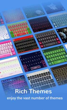 TouchPal - Cute Emoji Keyboard