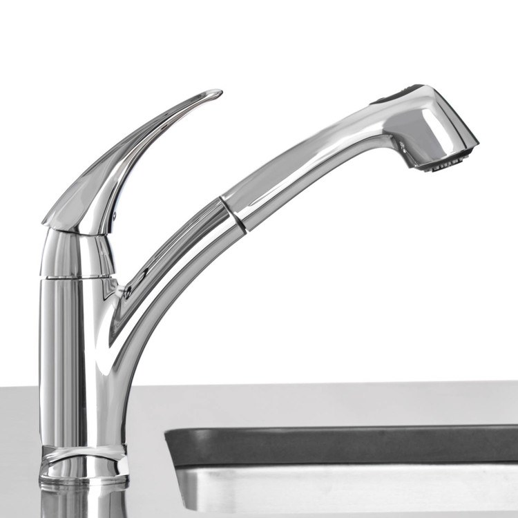 Buy Moen 7560c Extensa Single Handle Pull Out Kitchen