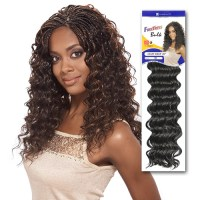 FreeTress Synthetic Hair Crochet Braids Cozy Deep 20 ...