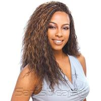 How To Braid Wet And Wavy Human Hair | How To