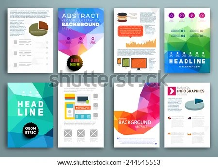 Stunning Contemporary Flyer Images - Resume Samples \ Writing - contemporary flyer