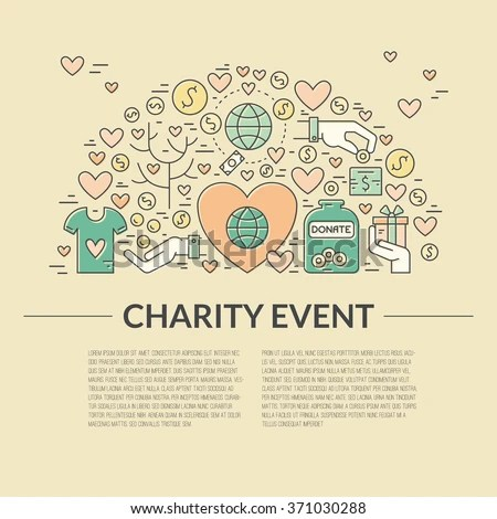 Charity Event Email Template SnapRetail Email Template - fundraiser template free