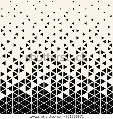Black And White Wallpaper Pattern Abstract Blue Geometric Shapes Background Design Vector