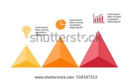 Triangle Chart Vectors - Download Free Vector Art, Stock Graphics
