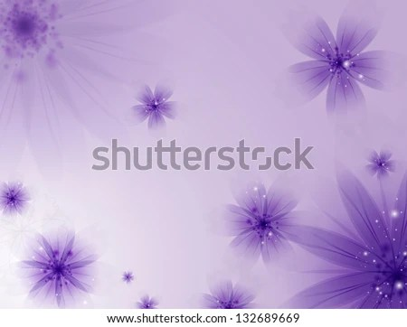 Purple Flower Background - Download Free Vector Art, Stock Graphics