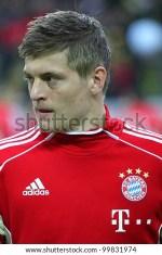 Bayern Munich FC Warm Up