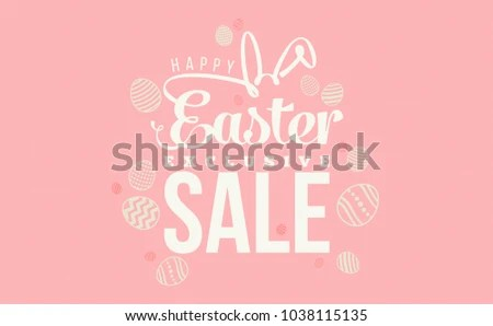 Cute Easter Card Template - Download Free Vector Art, Stock Graphics