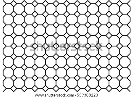 Octagon Graph Paper Gridfoil A Hexagon Inch Gamerboard For