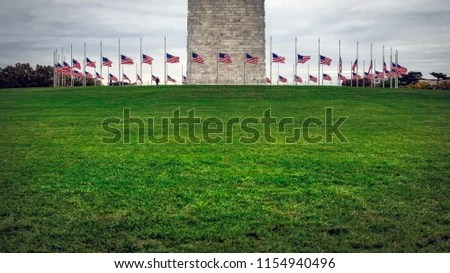 Free photos America Flag at Half Mast Avopix