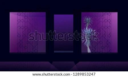 Vaporwave Background Illustration - Download Free Vector Art, Stock