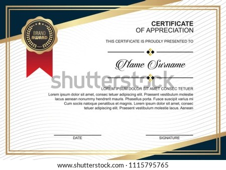 Creative Letterhead Abstract Template Design - Download Free