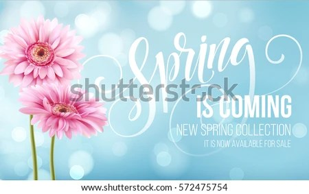 Spring flower background - Download Free Vector Art, Stock Graphics - blue flower backgrounds