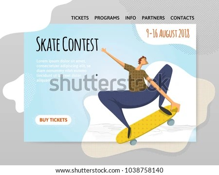 Skateboard Template - Download Free Vector Art, Stock Graphics  Images