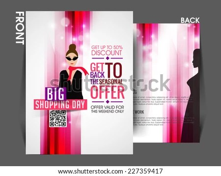photogrphy flyer brochure poster and magazine cover - Download Free