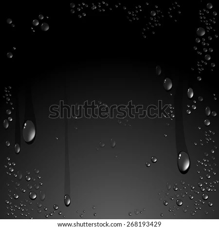Water Drop Background - Download Free Vector Art, Stock Graphics - water droplets background