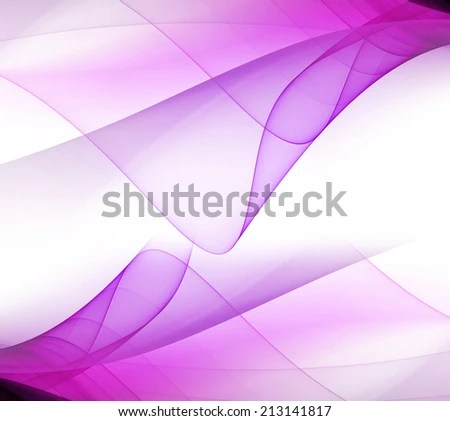 Wave Abstract soft purple background EZ Canvas