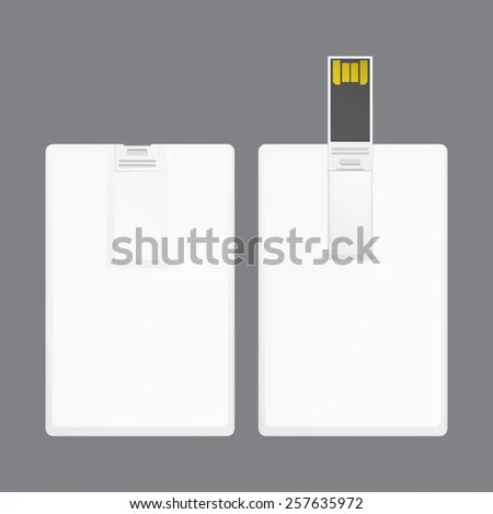 Vector Images, Illustrations and Cliparts universal serial bus card