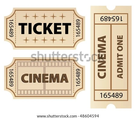 Meal Ticket Template plane ticket template ossaba airline ticket – Theatre Ticket Template