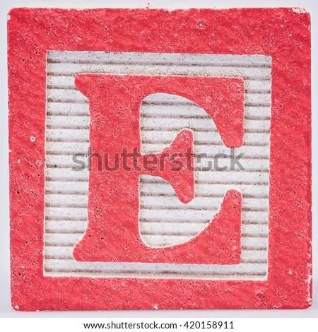 Free photos Alphabet toy block - letter E Avopix