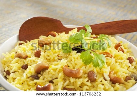 Paleo Basmati Rice with Cinnamon Saffron