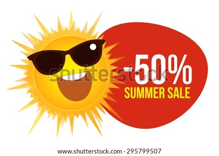Summer Discount Price Tags - Download Free Vector Art, Stock - sale tag template