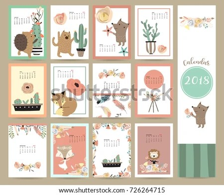 March Printable Monthly Calendar Free Vector - Download Free Vector