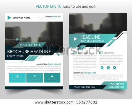 Vector Brochure Flyer design Layout template in A4 size - Download - web flyer
