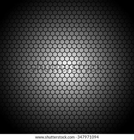 Vector Seamless Carbon Fiber Pattern - Download Free Vector Art