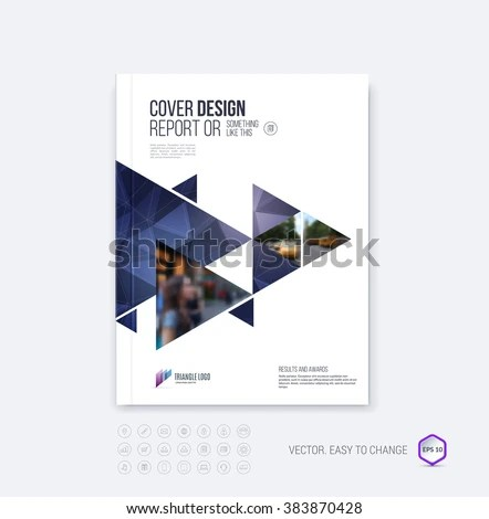 Royalty-free Brochure template layout, cover design\u2026 #383182078