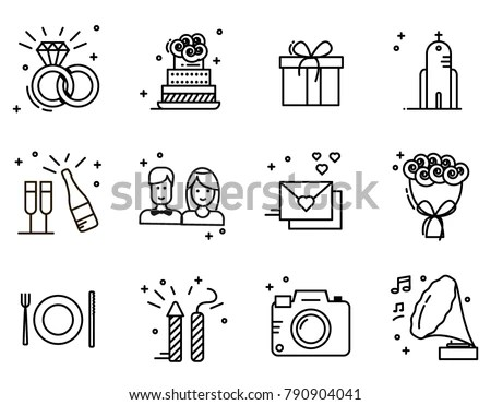 Free Wedding Planner Vector - Download Free Vector Art, Stock - wedding timeline