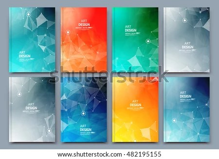 Annual Report Book Cover - Download Free Vector Art, Stock Graphics