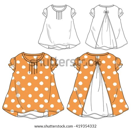 Blank dress design templates 3654893 - girlietalkinfo