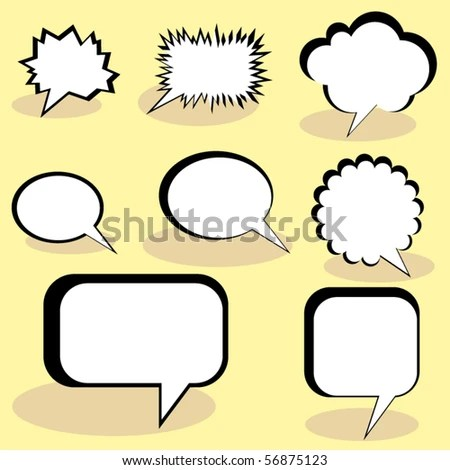 Jesus Christ Lord And Savior Of The World Printable Blank Speech Bubbles