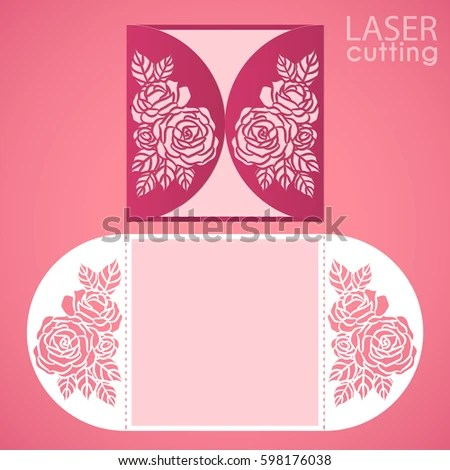 Vector Images, Illustrations and Cliparts Vector die laser cut