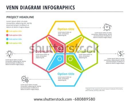 Venn Diagram Vector Illustration - Download Free Vector Art, Stock