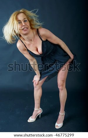 muscular mature grandmas