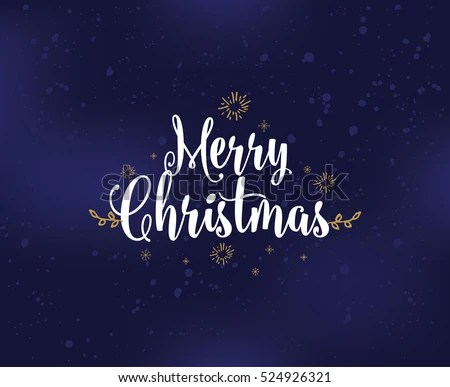 Merry Christmas Logo - Download Free Vector Art, Stock Graphics  Images - merry christmas email banner