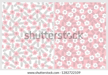 cute soft kids style pattern background - Download Free Vector Art