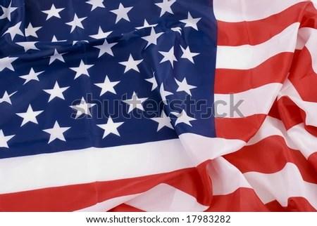 United Stats of America Flag Background  EZ Canvas - America Flag Background