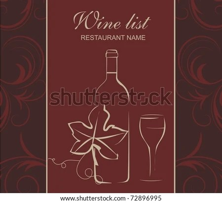 free wine list template download - Josemulinohouse - free wine list template