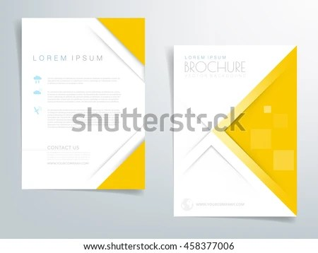 Free Folded Paper Poster Vector - Download Free Vector Art, Stock