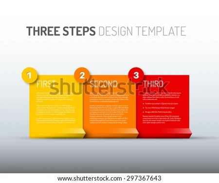 Design Clean Number VECTOR Banners Template - Download Free Vector