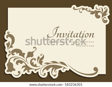 Name Card Gold Template Design - Download Free Vector Art, Stock