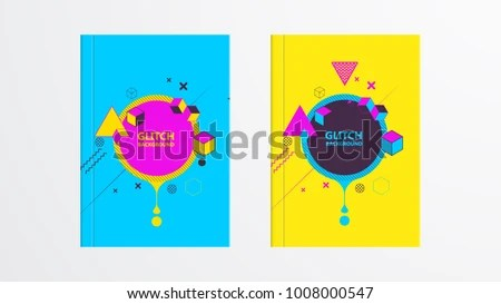Abstract certificate design colroful background - Download Free