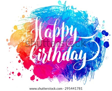 Happy Birthday Card - Download Free Vector Art, Stock Graphics  Images