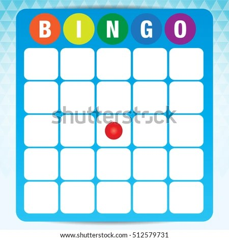 Vector Images, Illustrations and Cliparts blank bingo cards, vector