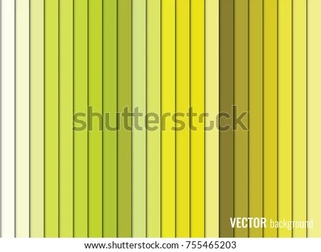 modern green background with yellow stripes - Download Free Vector