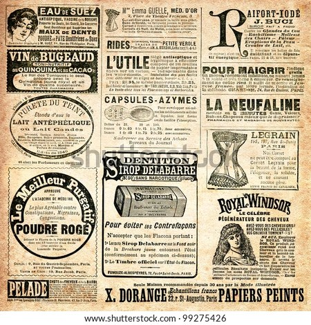 old timey newspaper templates free - Google Search POSTCARD - newspaper