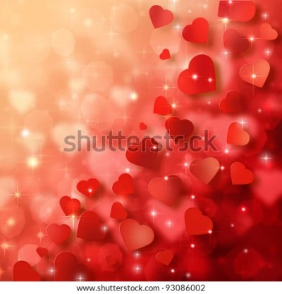 ShutterStock Abstract Background To The Valentine S Day