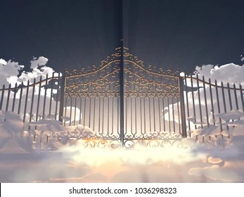 God Hand 3d Wallpaper Gates Of Heaven Images Stock Photos Amp Vectors Shutterstock